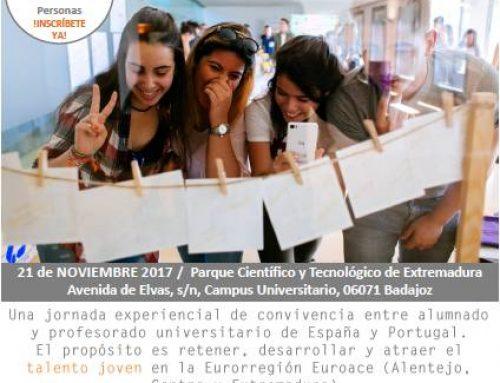 Comienza en Badajoz el Campus Emprendedor Transfronterizo con el evento Ideatalent