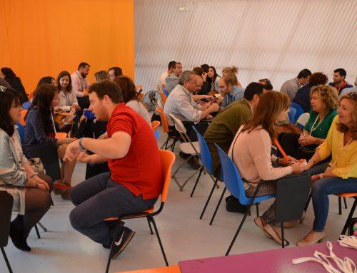 Un centenar de docentes participan en las sesiones de seguimiento de los programas de Cultura Emprendedora en Educación