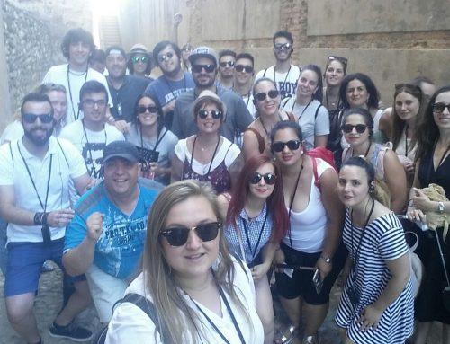 """Los alumnos de FP ganadores de """"Expertemprende"""" viajan a Granada y Málaga para conocer otras experiencias innovadoras"""