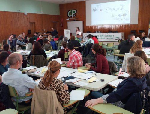 Docentes de Primaria y Bachillerato participan en las sesiones de formación de los programas de Cultura Emprendedora en Educación