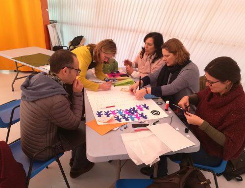 Última sesión con los docentes Bachillerato que participan en Youthemprende
