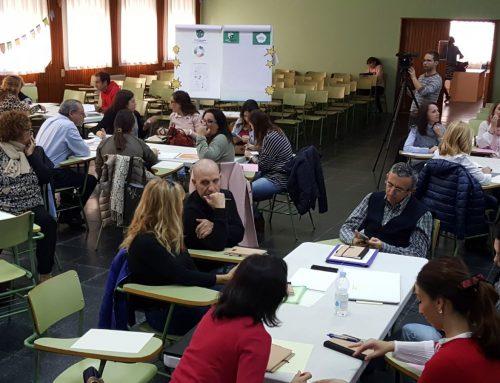 Última formación con docentes de Cultura Emprendedora en 2017