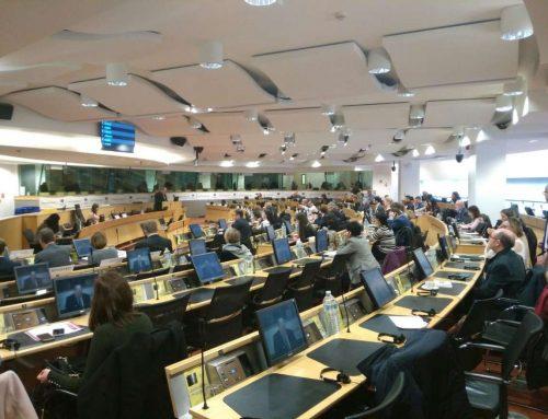 Extremadura participa como caso de éxito en la Conferencia Anual de Regiones Europeas Emprendedoras en Bruselas