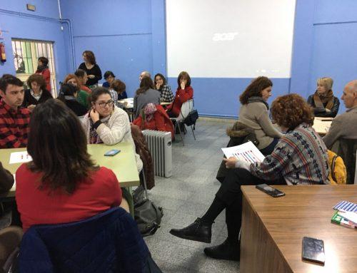 Último encuentro de docentes de Teenemprende