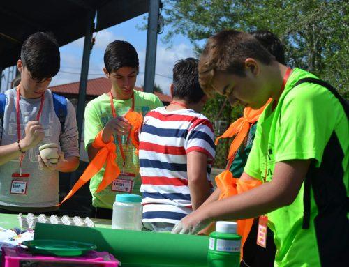 Villafranca de los Barros acoge el cierre del programa de emprendimiento social Teenemprende con la participación de 35 centros educativos