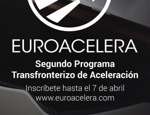 Abierta la segunda convocatoria del programa Euroacelera