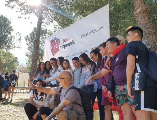 Comienza la Experiencia Teen para el alumnado de ESO y FP Básica