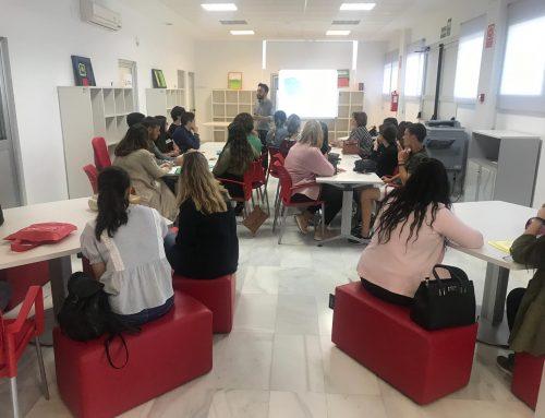 Los proyectos finalistas de Expertemprende reciben formación para defender sus proyectos ante jurado