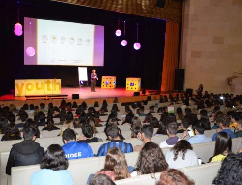 Más de 300 alumnos de Bachillerato participan en Cáceres en el cierre del programa Youthemprende