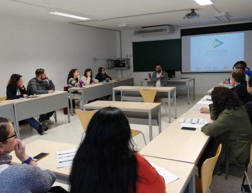 En marcha UNImpulso, la Feria de la Universidad de Extremadura para buscar nuevas oportunidades laborales