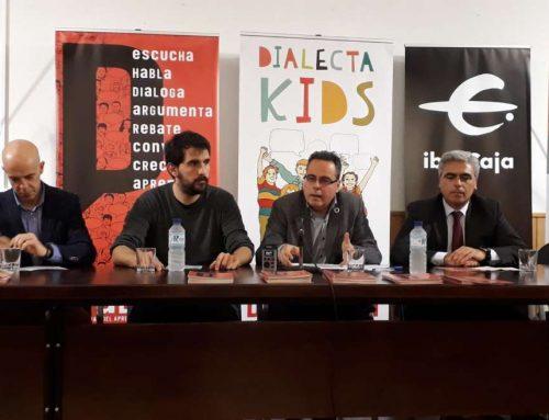 La Junta de Extremadura presenta el proyecto 'Dialecta: La sociedad del aprendizaje a través del debate'