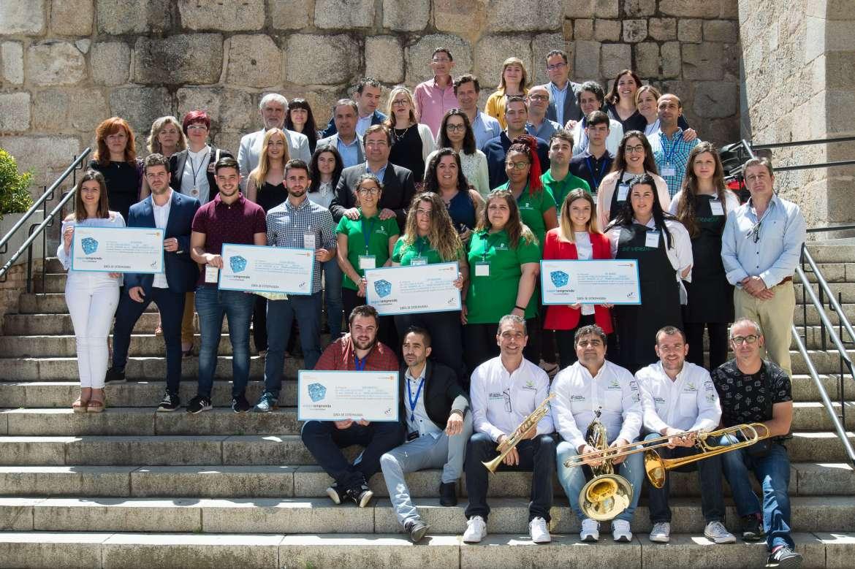 La Junta de Extremadura convoca los Premios de Cultura Emprendedora para el curso 2020/2021