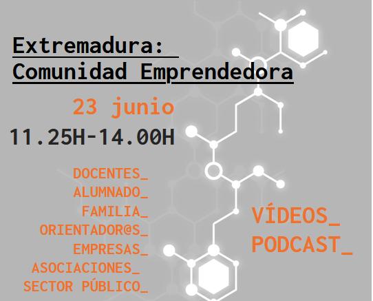 Extremadura: Comunidad Emprendedora